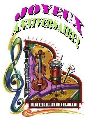 anniversaire humour musicien