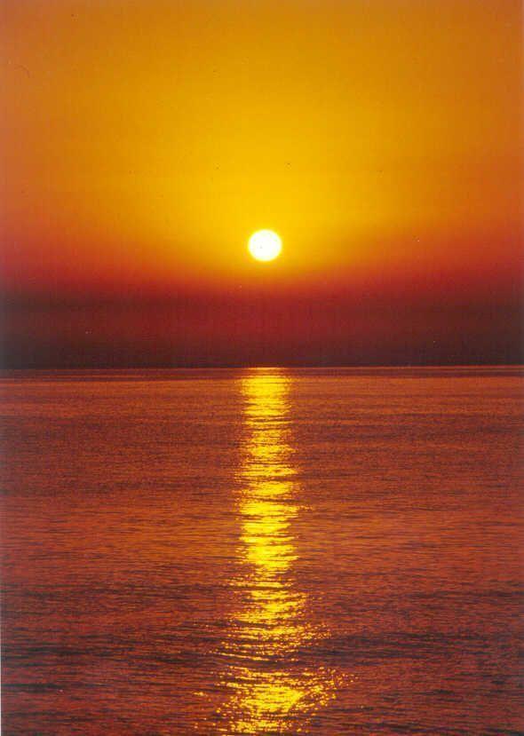 Lever du soleil centerblog - Heure lever coucher du soleil ...